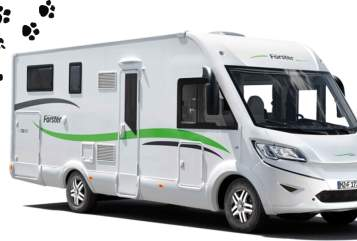 Hire a motorhome in Königs Wusterhausen from private owners| Forster Forster I 726