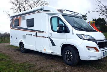 Hire a motorhome in Bonn from private owners| Peugeot  Toaster
