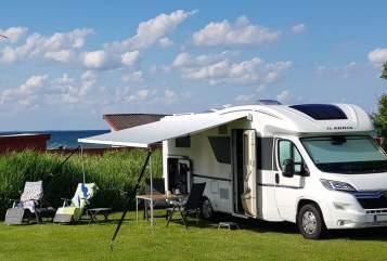 Hire a motorhome in Hartenholm from private owners| Adria auf Citroen Matrix365online
