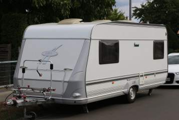 "Hire a motorhome in Falkensee from private owners| LMC  ""YOLO"" LMC520TE"