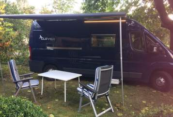 Hire a motorhome in Bothel from private owners| Citroen Jumper Chrischy