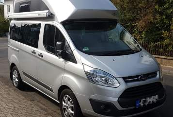 Hire a motorhome in Einbeck from private owners| Ford Fliewatüüt