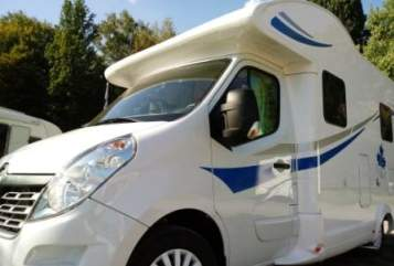 Hire a motorhome in Mönchengladbach from private owners| Ahorn  Family Car