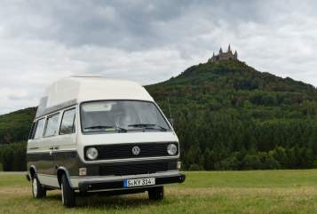 Hire a motorhome in Stuttgart from private owners| Volkswagen SkyPi