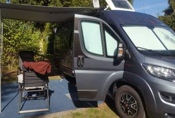Hire a motorhome in Bremen from private owners| Fiat Ducato Benny