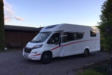 Hire a motorhome in Arnsberg from private owners| Fiat Ducato Frido