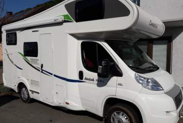 Hire a motorhome in Rheinfelden (Baden) from private owners| Fiat Herford