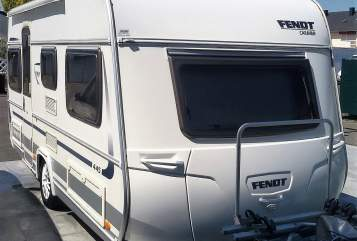 Hire a motorhome in Bergheim from private owners| Fendt Fendti