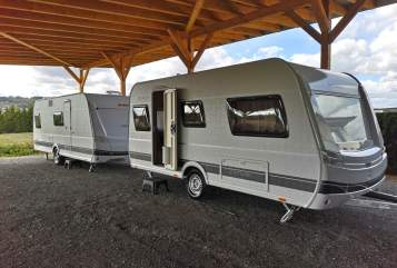 Hire a motorhome in Ködnitz from private owners| Dethleffs Camper 460 EL