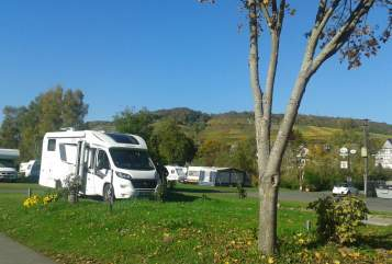 Hire a motorhome in Schwanstetten from private owners| Knaus  Big Paul
