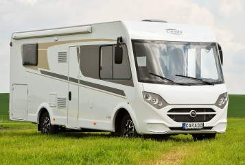 Hire a motorhome in Rühn from private owners| Carado Urlaubszeit