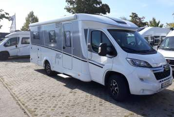 Hire a motorhome in Werder from private owners| Citroen Jumper - Dethleffs #Valentino