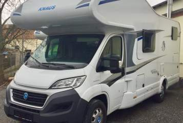 Hire a motorhome in Krostitz from private owners| Fiat Max