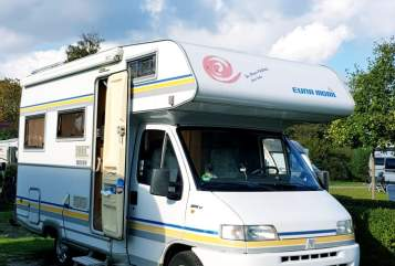 Hire a motorhome in Wedemark from private owners| Fiat Alvin