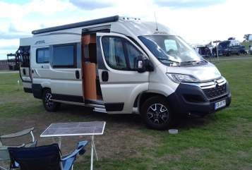 Hire a motorhome in Friedberg from private owners  Citroen  Dogliner