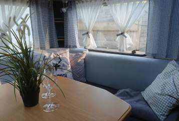 Hire a motorhome in Weissach from private owners| Knaus ★MICHEL★