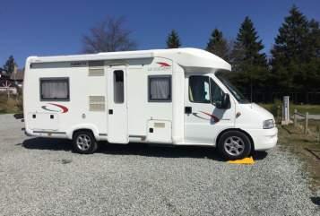 Hire a motorhome in Bergheim from private owners| Fleurette  Lou
