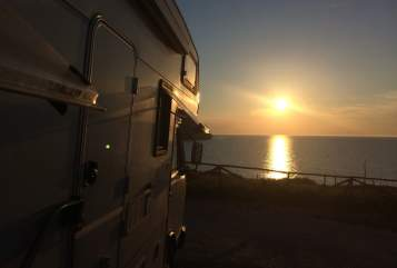 Hire a motorhome in Obertshausen from private owners  VW Paul