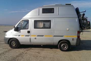 Hire a motorhome in Leipzig from private owners| Peugeot Boxer Boxi ☺↝❀