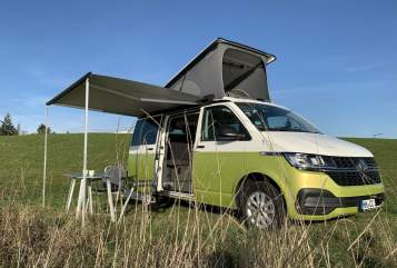 Hire a motorhome in Hamburg from private owners| VW Pyrker