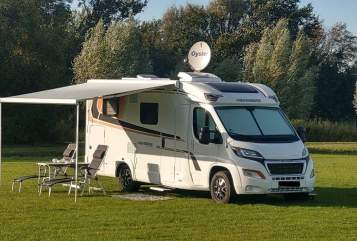 Hire a motorhome in Hasbergen from private owners| Weinsberg  Pepper 600 MEG
