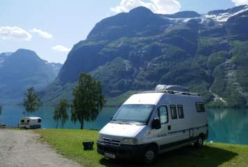 Hire a motorhome in Aschaffenburg from private owners| Citroen Sepp
