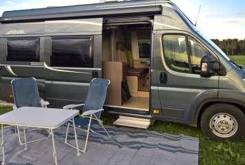Hire a motorhome in Buchloe from private owners| Citröen AllgäuCruiser