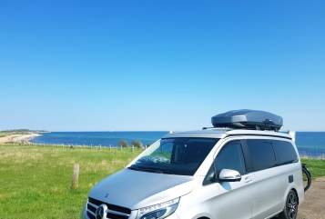 Hire a motorhome in Osnabrück from private owners| Mercedes-Benz Marco Polo
