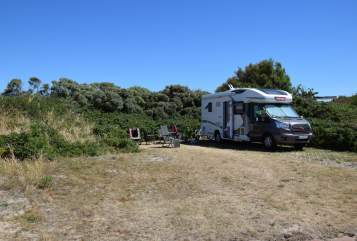 Hire a motorhome in Wetter from private owners|  Pott on Tour