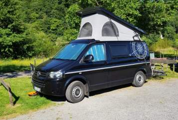 Hire a motorhome in Stauchitz from private owners| VW T5 Jerry