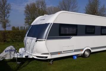 Hire a motorhome in Nidderau from private owners  Hobby Hobby 540 Ufe