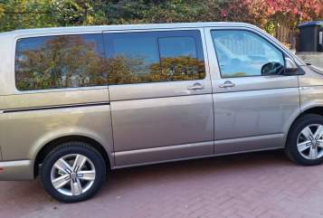 Hire a motorhome in Hagen from private owners  VW Multivan  Multivan