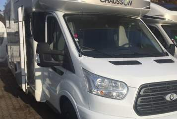 Hire a motorhome in Helsa from private owners| Chausson Bolle 2.0