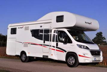 Hire a motorhome in Putzbrunn from private owners| Sunlight SunMobilKomfort