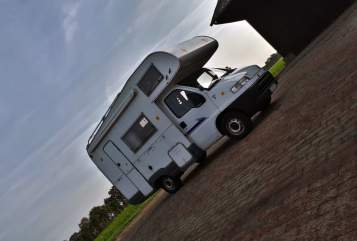 Hire a motorhome in Münster from private owners  Fiat Ducato Bruni
