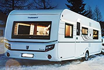 "Hire a motorhome in Bad Vilbel from private owners| TABBERT ""Nessi"""