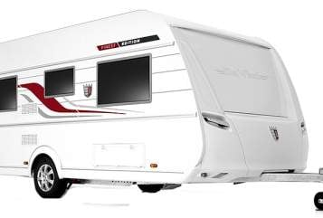 "Hire a motorhome in Bad Vilbel from private owners| TABBERT ""Jinny"""