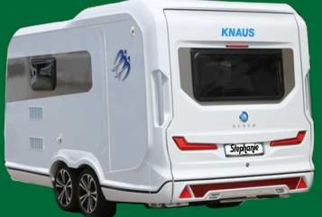"Hire a motorhome in Bad Vilbel from private owners| Knaus ""Stephanie"""