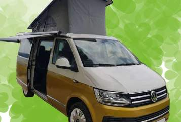 "Hire a motorhome in Bad Vilbel from private owners| VW ""Max"""