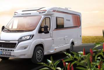 Hire a motorhome in Sigmaringen from private owners  Weinsberg Mr. Pepper