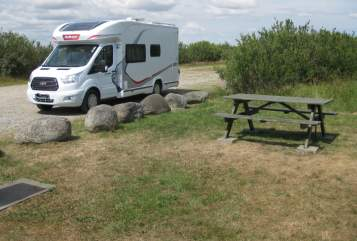 Hire a motorhome in Marl from private owners| Ford Challenger Levi
