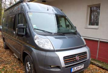 Hire a motorhome in Berlin from private owners| Adria Willi 2