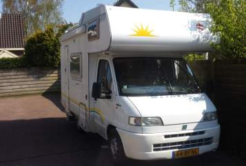 Hire a motorhome in Haaften from private owners| Fiat 230 Marius