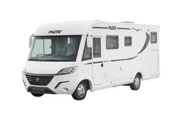 Hire a motorhome in Delbrück from private owners| Pilot Highlander