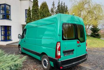 Hire a motorhome in Mechernich from private owners| Opel Movano Rudy