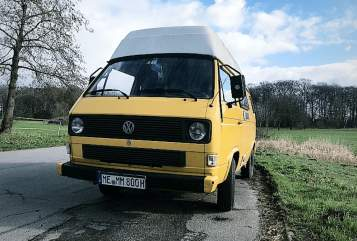 Hire a motorhome in Langenfeld from private owners| VW BUS  VW-BUS