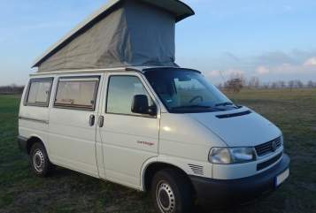 Hire a motorhome in Leipzig from private owners| VW T4 Malibu
