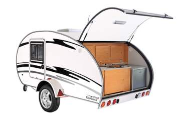 Hire a motorhome in IJmuiden from private owners| Gobanna Gobanna 1500B