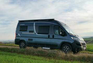 Hire a motorhome in Kirchheim am Ries from private owners| Pössl  Blacky