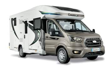 Hire a motorhome in Remscheid from private owners| Chausson BiberWomo 1